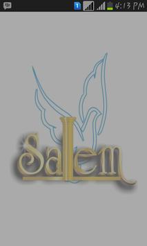 Salem Lagos Church App poster