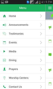 Salem Lagos Church App screenshot 1