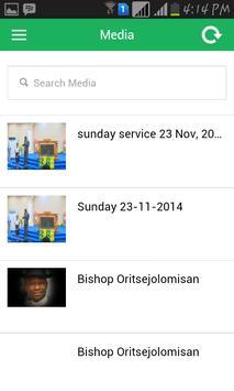 Salem Lagos Church App screenshot 3