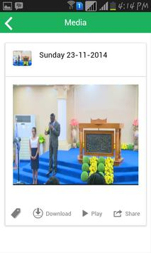 Salem Lagos Church App screenshot 4