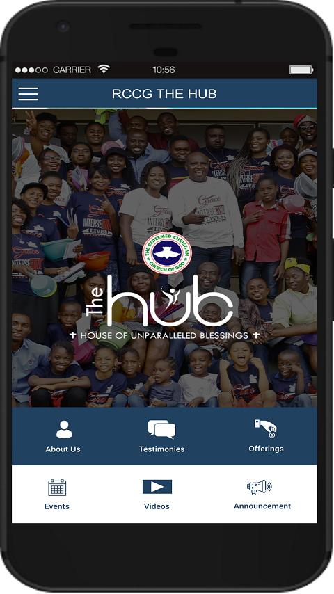 RCCG THE HUB for Android - APK Download