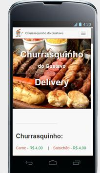 Churrasquinho Delivery poster