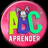 Alphabet for children Learning Letters Spanish icon