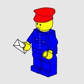 pit-a-pat postbox friend icon