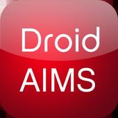 DroidAIMS icon