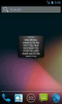 DroidAIMS apk screenshot