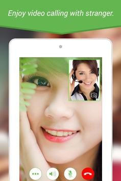 Alien chat - Random video call apk screenshot