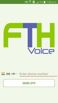 FTH Voice poster