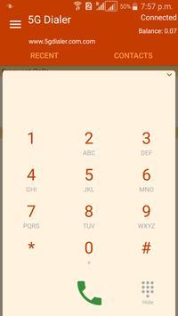 5G Dialer poster