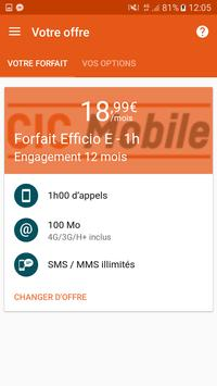 CIC Mobile apk screenshot