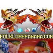 Folklore panamá icon