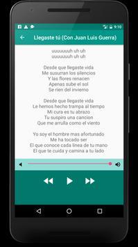 Luis Fonsi Musica apk screenshot