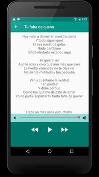 Mon Laferte Musica apk screenshot
