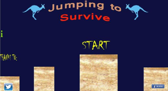 Jumping to Survive poster