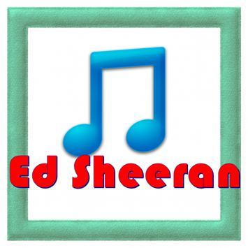 Hits Ed Sheeran One lyrics poster