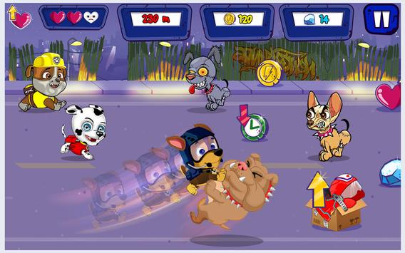 Super Crossy Paw Road screenshot 5