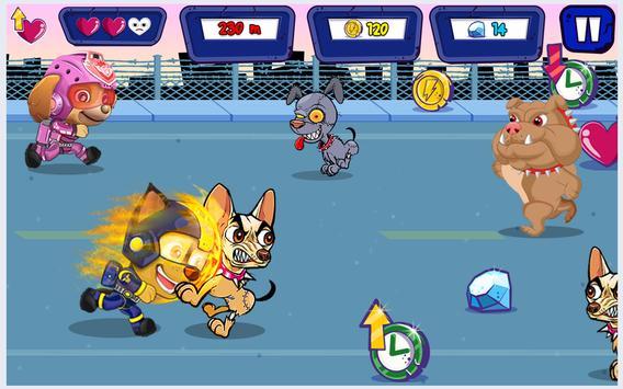 Super Crossy Paw Road screenshot 6