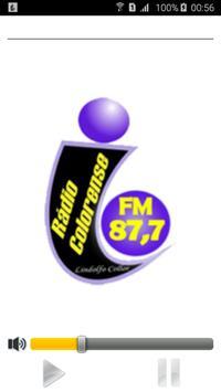 Rádio Colorense poster