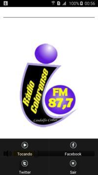 Rádio Colorense apk screenshot