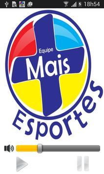 Equipe Mais Esportes screenshot 1