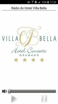 Rádio do Hotel Villa Bella poster
