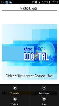 Rádio Digital apk screenshot