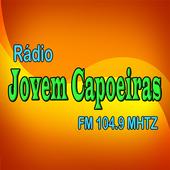 Rádio Jovem Capoeiras FM icon