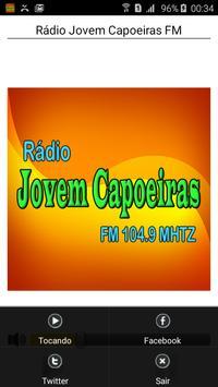 Rádio Jovem Capoeiras FM screenshot 1