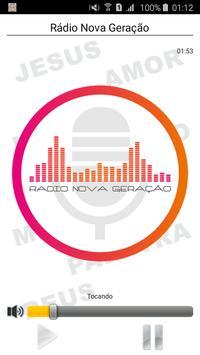 Rádio Nova Geração poster