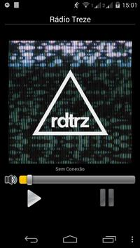 Rádio Treze poster