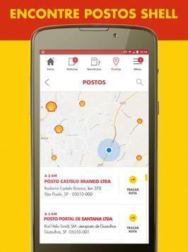 Clube Irmão Caminhoneiro Shell apk screenshot