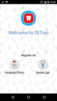 DLTrac screenshot 1