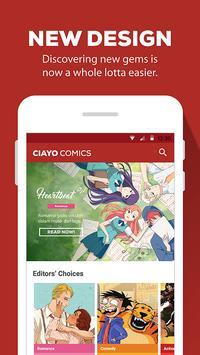 CIAYO Comics - Free Webtoon Comics Indonesia постер
