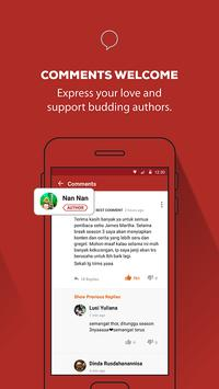 CIAYO Comics - Free Webtoon Comics Indonesia скриншот приложения