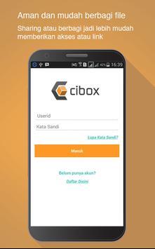 Cibox poster