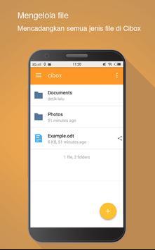 Cibox apk screenshot