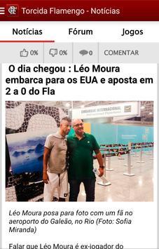 Torcida Flamengo - Notícias apk screenshot