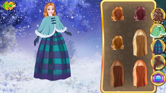 Dress Up: Cinderella apk screenshot