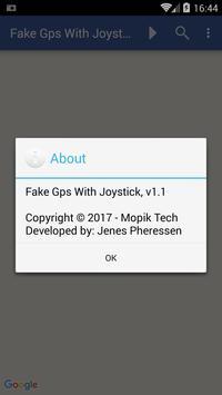 Fake GPS with remote screenshot 2