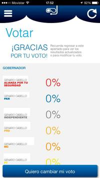 Visor Electoral Guatemala apk screenshot