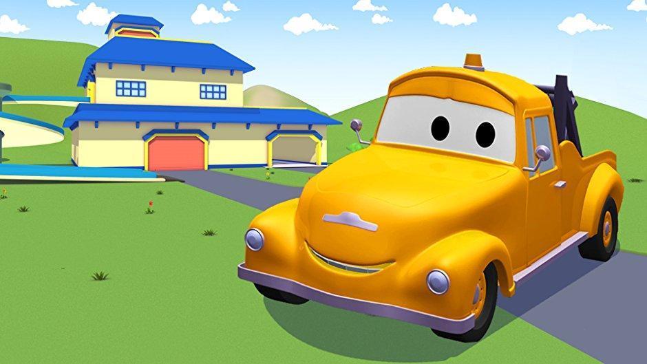 Cidade Do Carro Desenhos Animados Para Criancas Para Android