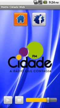 Rádio Cidade Web poster