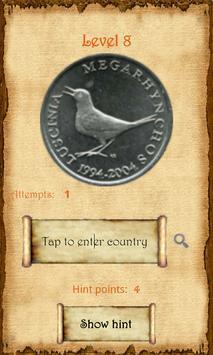 Coin Trivia Quiz apk screenshot