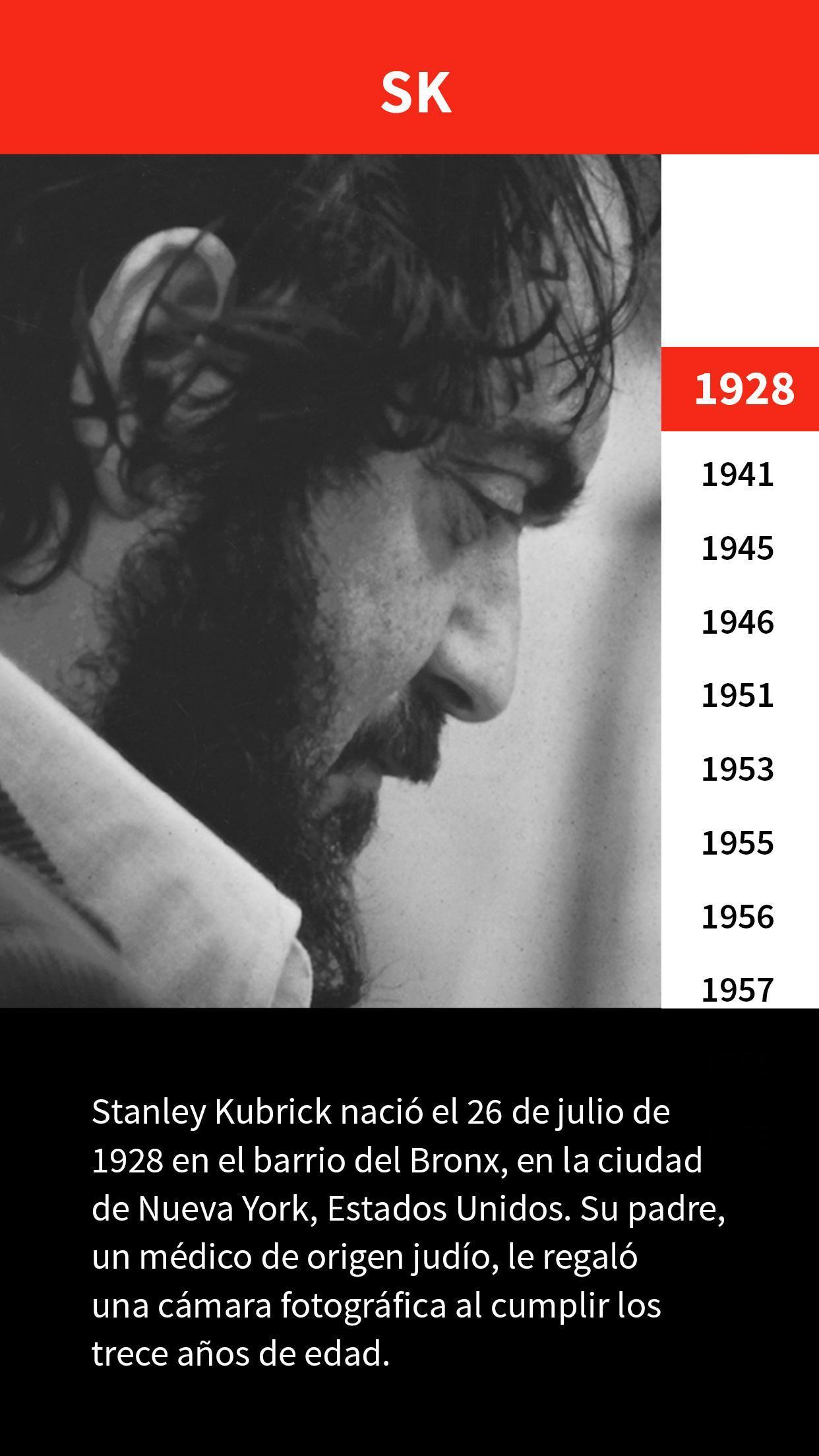 Stanley Kubrick poster