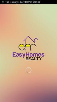 Easy Homes Technician poster