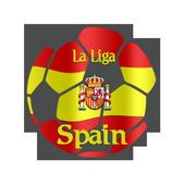 Spain La Liga 2014 icon