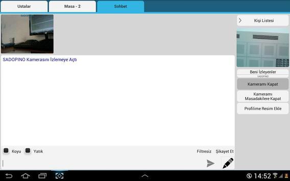 Pişti - Kameralı Süper Pişti apk screenshot