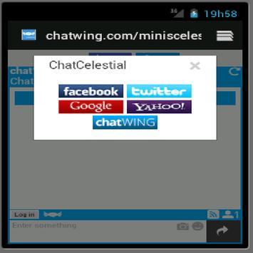 Celestial FM apk screenshot