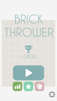 Brick Thrower poster