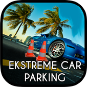 Expert Car Parking icon